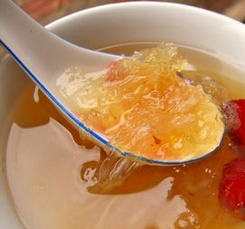 A Bowl of Bird's Nest Soup
