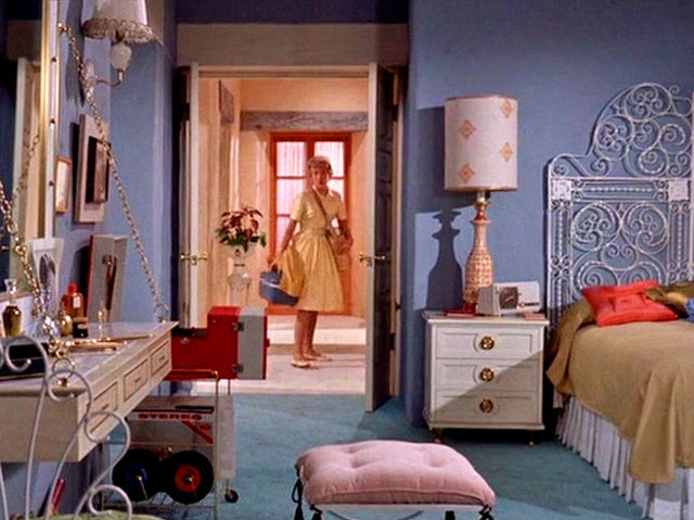 bedroom movies. Which 1961 Movie Bedroom Is This? Movies
