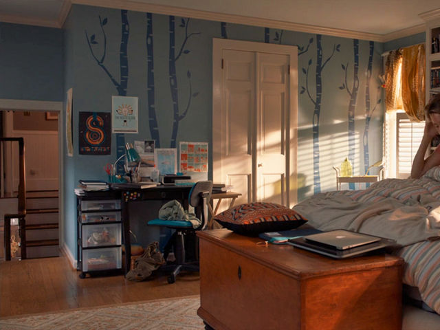 bedroom movies. In Which 2014 Film Does This Teen Bedroom Appear? Movies F