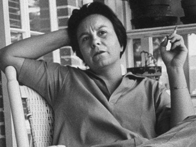 Which novel did Harper Lee write?