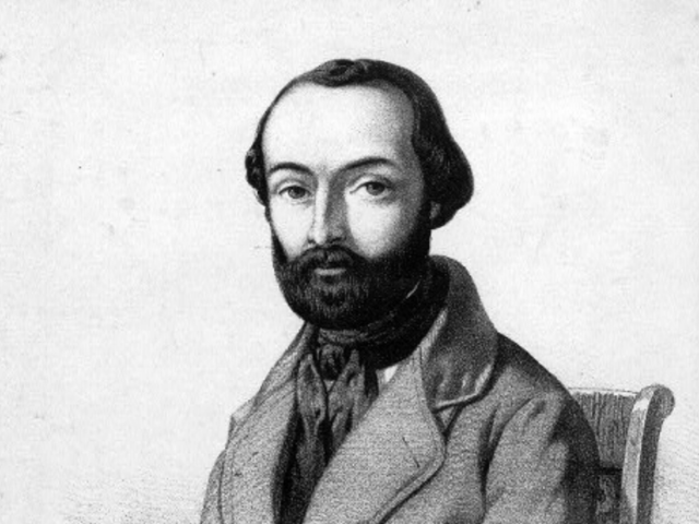 The chamber music of Antonio Bazzini was very popular in the 19th century.
