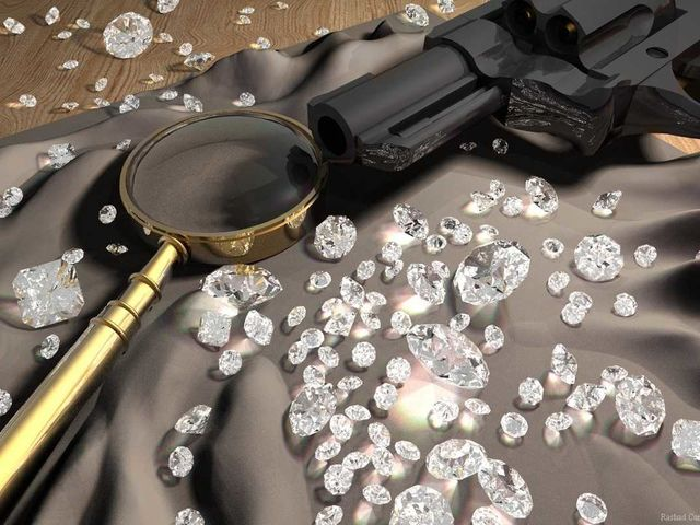 Let's get right into the scandalous details! You're going to pull the biggest diamond heist known to mankind! Which type of diamond will you be looking for?