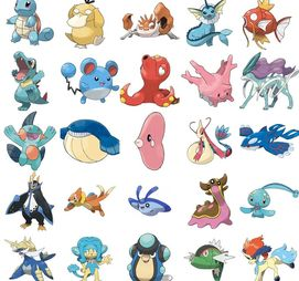what type of pokemon are you