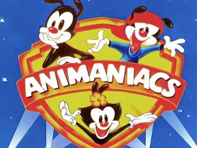 What's the name of the grouchy, veteran cartoon squirrel in Animaniacs?