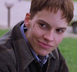 Hilary Swank, 'Boys Don't Cry'