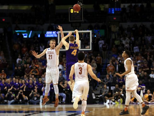 Paul Jesperson hit an amazing buzzer beater half court shot to put UNI into the next round. What former UNI star hit a huge shot to secure an upset a few years back?