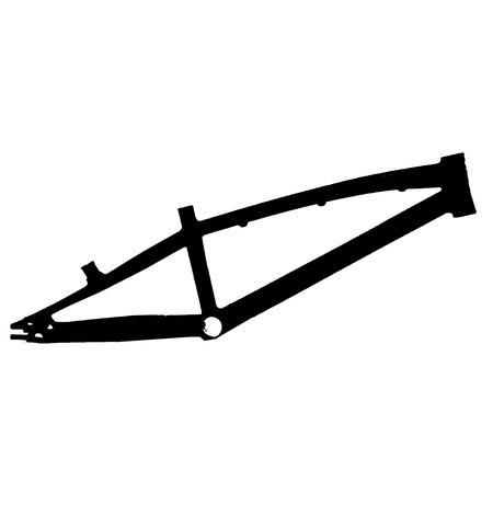 BMX Race Frame Silhouette Challenge | Playbuzz