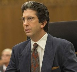 David Schwimmer, The People v. O.J. Simpson