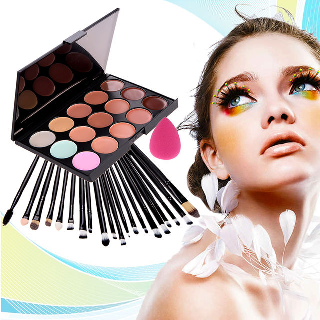 choose a style of make up