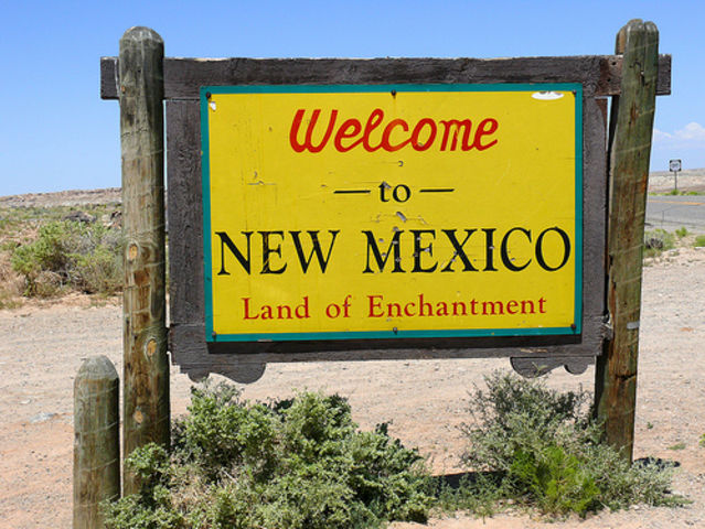How do you spell this city in New Mexico?