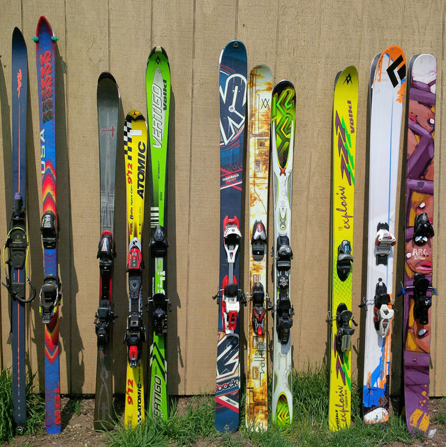 How wide are your skis underfoot?