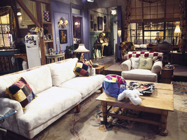 Beautiful Show Living Rooms Part - 4: What Show Is This Living Room From?