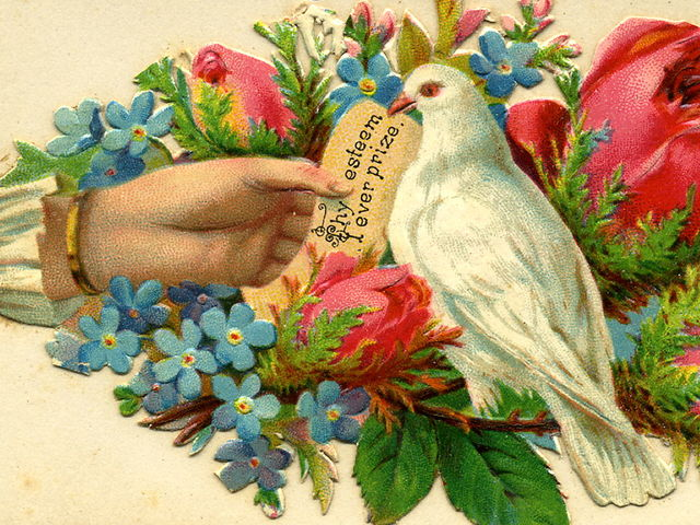 People exchanged cards and letters for Valentine's day as early as the 17th century, and the first valentines were sent as early as the 15th century, but it wasn't until the Victorian age that they really began to be commercialized.