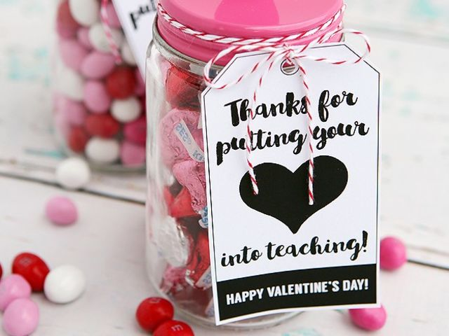 It's true! Americans send or give 141 million Valentine's Day cards each year, and most of those go to teachers (you know, because of all the Valentine's parties in elementary classrooms).