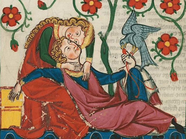 After the holiday was Christianized in the mid 1100s, it was celebrated in mid-February because that was the time of year most associated with women's fertility.