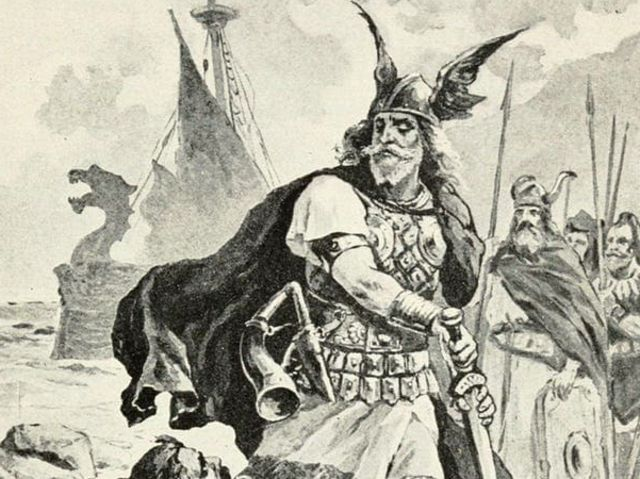 A Norse earl named Sigurd the Mighty was killed by the head of a man he had beheaded.