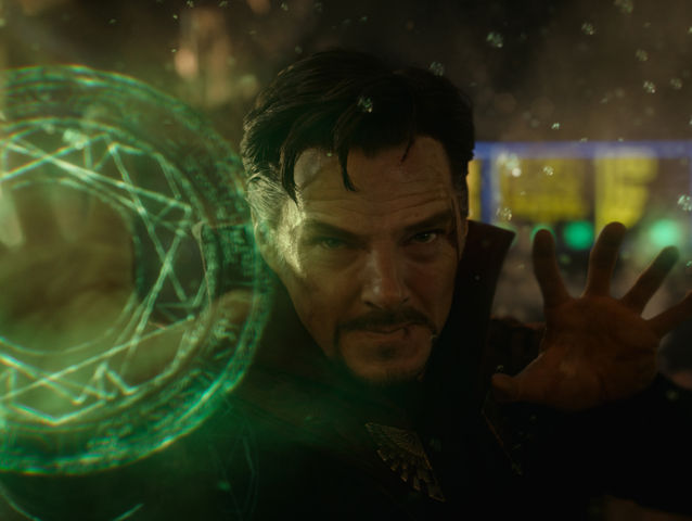 "Including ""Doctor Strange"", how many movies in the MCU have been released to theaters so far?"