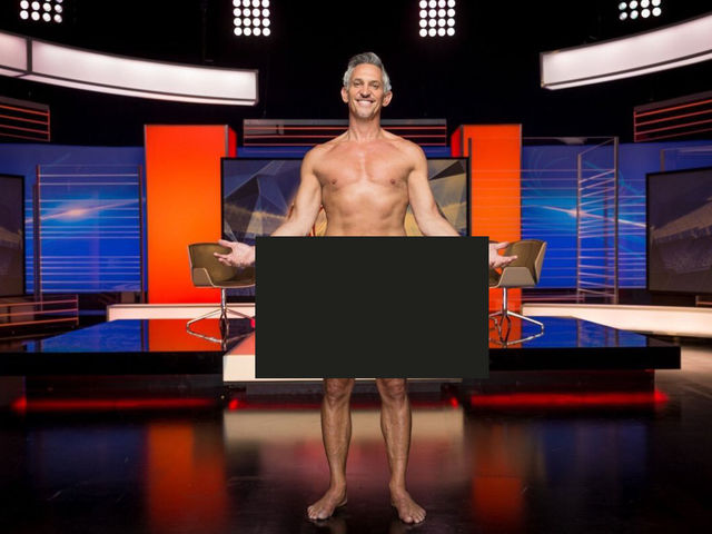 What colour are Gary Lineker's terrible boxers?