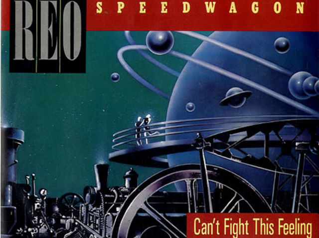 "Complete these lyrics from ""Can't Fight This Feeling"" by REO Speedwagon: ""My life has been such a _____ since I saw you/I've been running round in circles in my mind"""