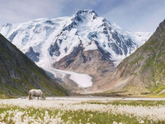 On which continent will you find Kyrgyzstan?