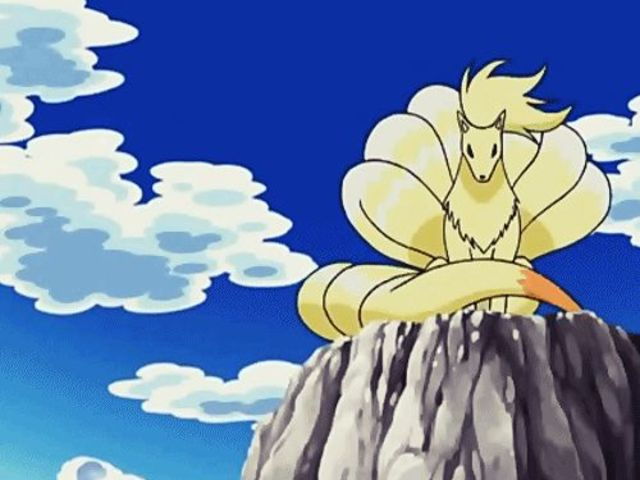 It was Ninetails!