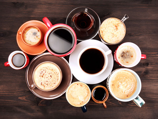 How many cups of coffee do you drink on a daily basis?