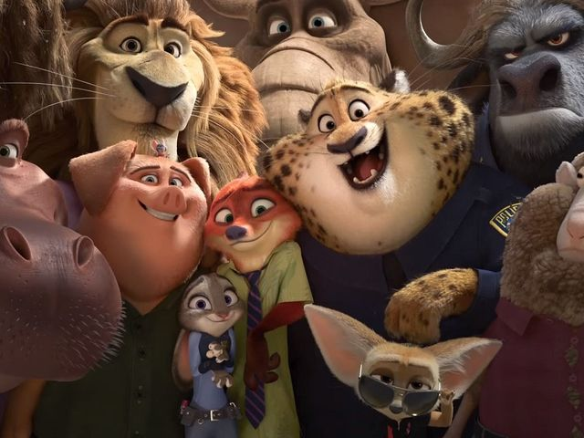 "The movie ""Zootopia"" was released."