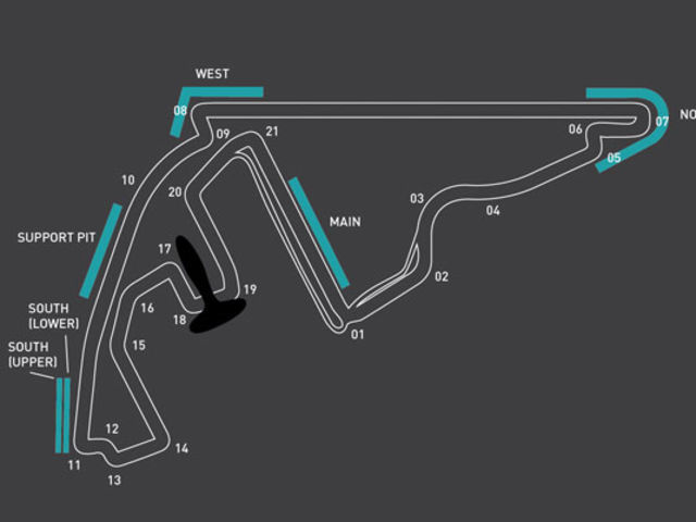 Can you guess the Formula 1 circuit? | Playbuzz