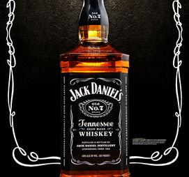 fles jack daniels