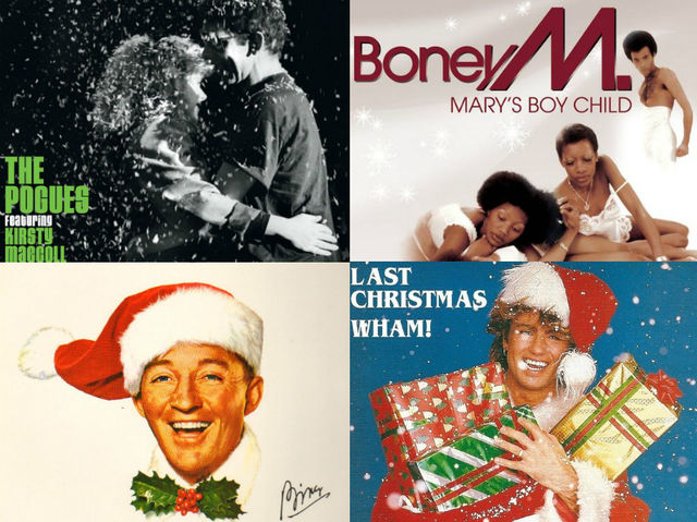 which of these christmas songs is the biggest selling song never to make number 1 - Best Selling Christmas Song