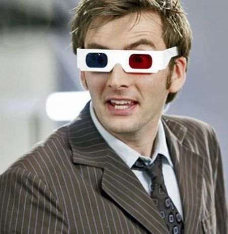 can you list david tennant s doctor who costumes in the right order