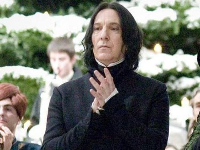 """There will be no foolish wand-waving or silly incantations in this class."""