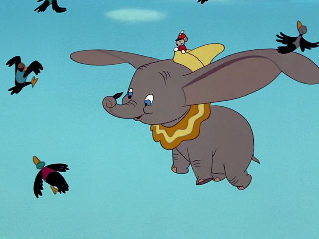 How about Dumbo?