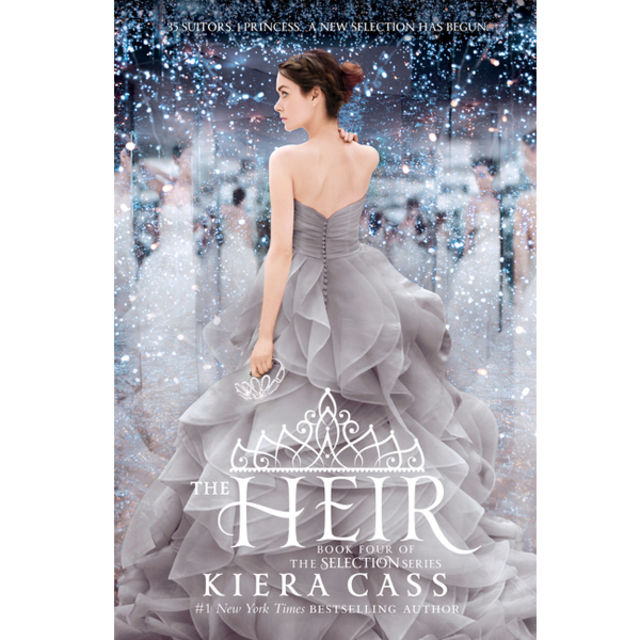 The Definitive Ranking Of YA Cover Dresses