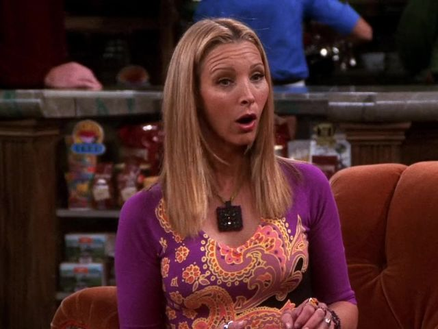 In which of the European cities does Phoebe claim she used to live?