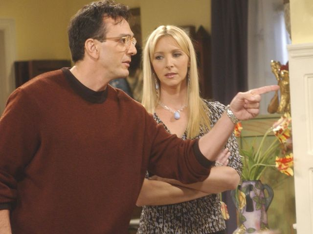 What's the name of Phoebe's scientist boyfriend who left her to go to Minsk?