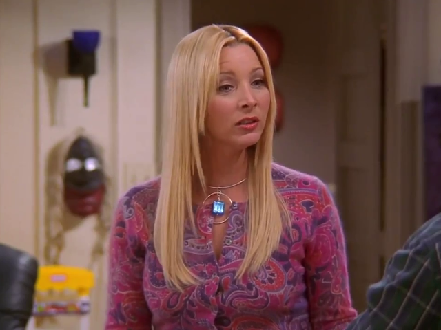 How did Phoebe learn French?