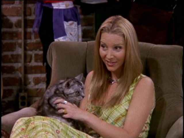What was Phoebe's biological mother called?