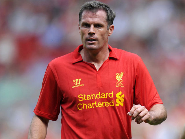 A true emblem of Liverpool FC, Carragher played 508 times for the Reds in the top flight, four more than Gerrard