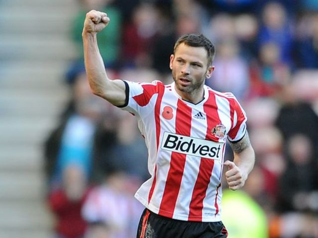 A strange one, but Bardsley played 174 times in the top flight for the Black Cats during his 6 year spell on Wearside
