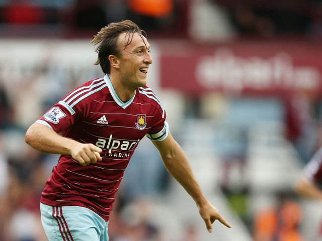 The veteran midfielder has been through thick and thin with the Hammers, making 222 PL appearances along the way