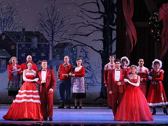 white christmas - White Christmas Play