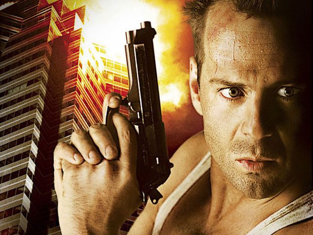 "Bruce Willis starred in ""Die Hard""!"