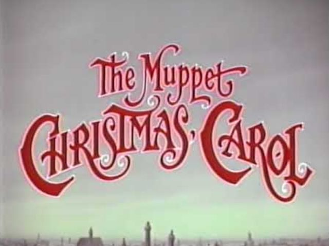 "Who starred in ""The Muppet Christmas Carol""?"
