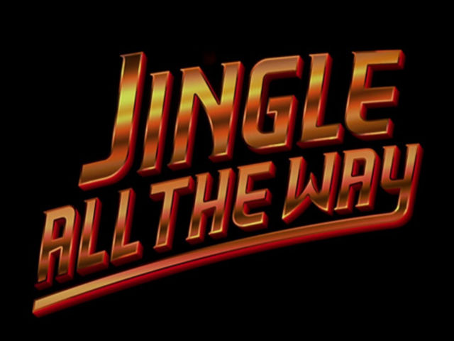"Who starred in ""Jingle All The Way""?"