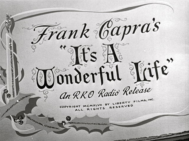 "Who starred in ""It's A Wonderful Life""?"