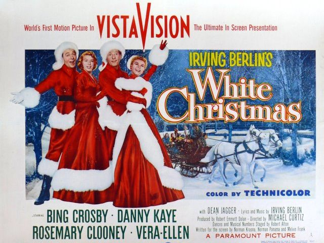 "Bing Crosby starred in ""White Christmas""!"