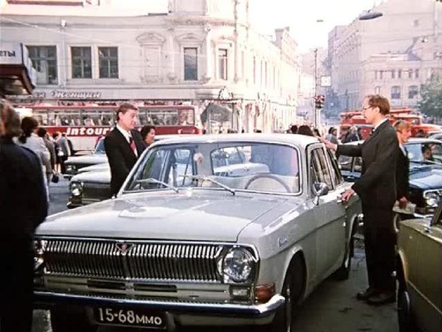 Угадайте фильм и модель автомобиля