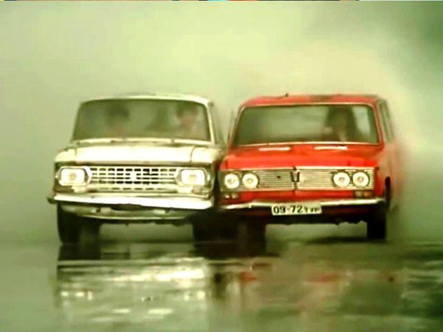 Вспомните из какого фильма эти кадры погони?