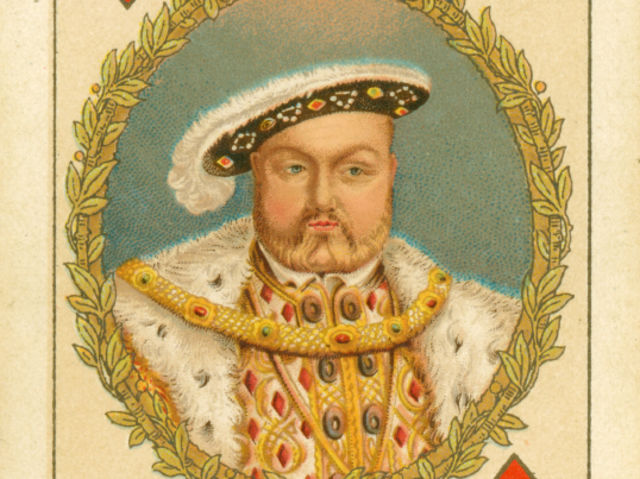 How many of Henry VIII's wives were called Catherine?